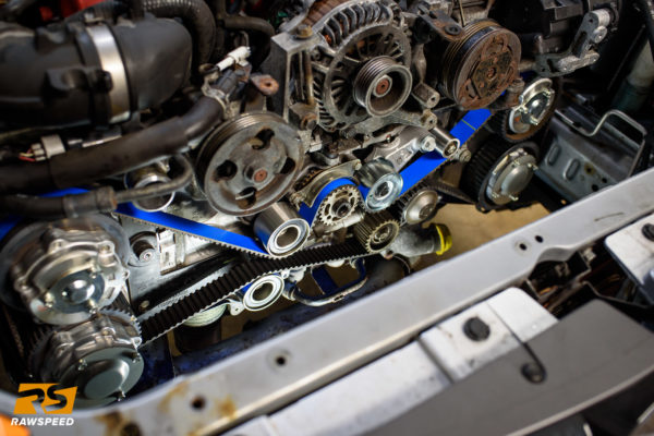 rawspeed installation and repair